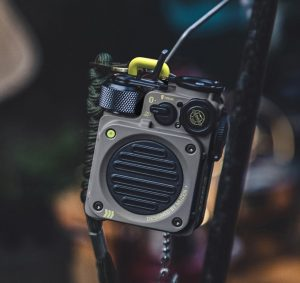MUZEN MINI Rugged Wireless Speaker