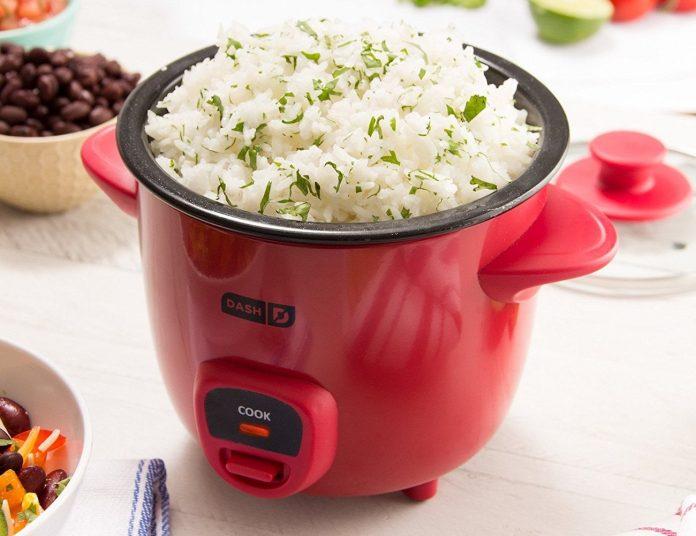 Dash Mini SMART Rice Cooker