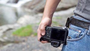 Spider X Backpacker Kit camera holster