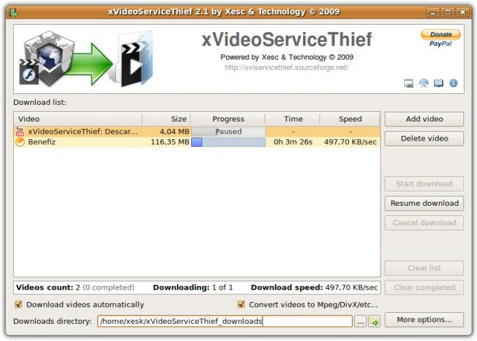 xVideoServiceThief ubuntu Software Update Download